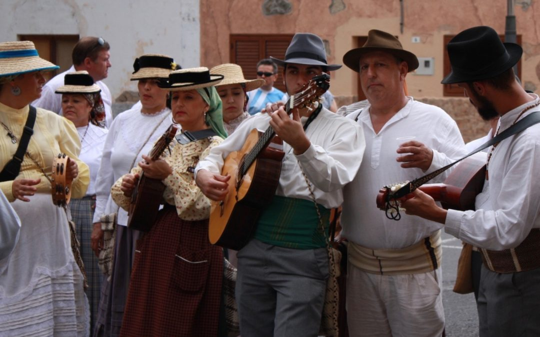 The Romería in Adeje – Be part of a colourful Canarian Culture